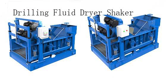 Drilling Fluids Dryer Shaker