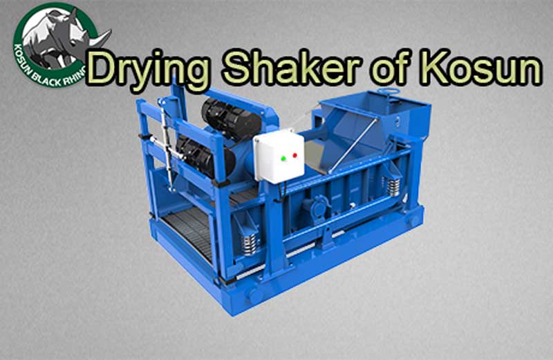 drying shaker