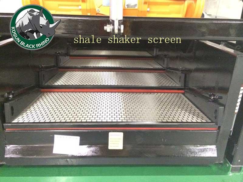 shale shaker screen