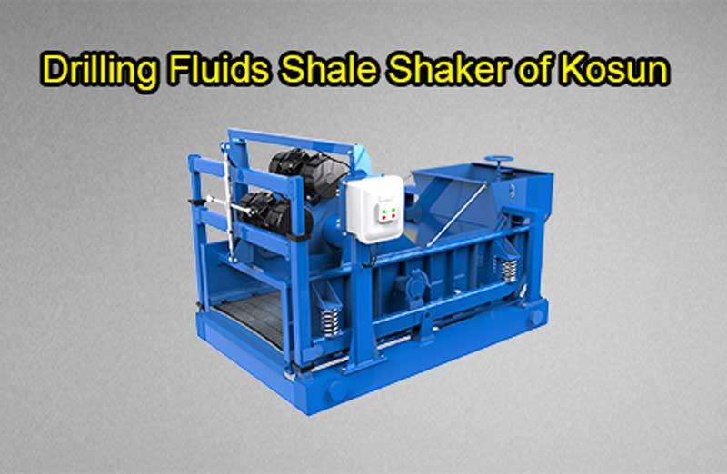 Drilling Fluids Shale Shaker