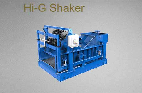 Hi-G Shaker
